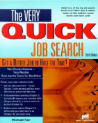 The Very Quick Job Search