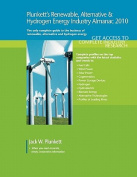 Plunkett's Renewable, Alternative and Hydrogen Energy Industry Almanac