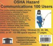 OSHA Hazard Communications, 100 Users