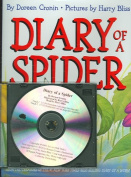Diary of a Spider [With Hardcover Book] [Audio]