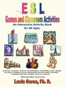 ESL Games and Classroom Activities