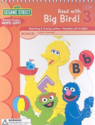 Read with Big Bird!, Ages 3+ [With 1 Crayon]