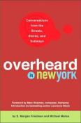 Overheard in New York