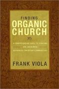 Finding Organic Church [Audio]