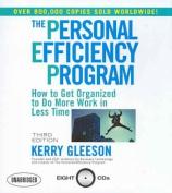 The Personal Efficiency Program [Audio]