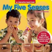 My Five Senses [Board Book]