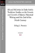 Ali and Mu'awiya in Early Arabic Tradition