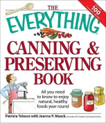 """Everything"" Canning and Preserving Book"