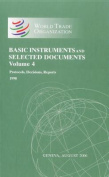 Wto Basic Instruments & Selected Documents
