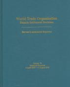 World Trade Organization Dispute Settlement Decisions
