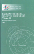 WTO Basic Instruments & Selected Documents (WTO BISD)