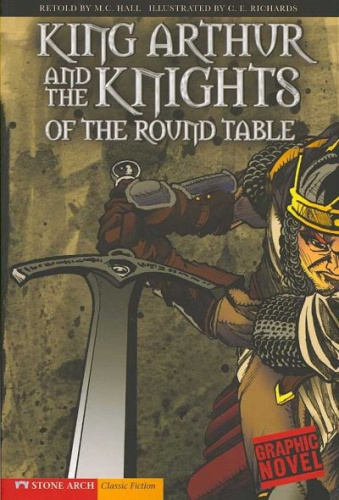 a review of the story collection of king arthur and his knights of the round table The roman army in caerleon king arthur parish his knights met at a round table arthur's beautiful wife brought romance to the story while his equally.