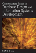 Contemporary Issues in Database Design and Information Systems Development