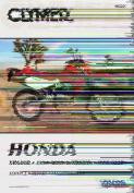 Clymer Honda XR600R 1991-2000 & XR650L 1993-2007 (Clymer Motorcycle Repair)