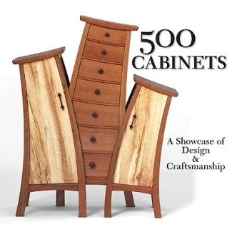 500 Cabinets: A Showcase of Design & Craftsmanship (500 Series)
