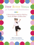 Itsy Bitsy Yoga for Toddlers and Preschoolers