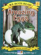 Amazing Eggs (We Both Read - Level 1