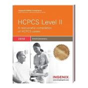 HCPCS Level II Professional 2010