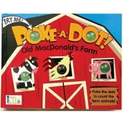 Old MacDonald's Farm (Poke-A-Dot!) [Board book]