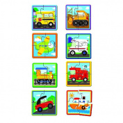 Soft Shapes My First Puzzles Planes, Trains and Trucks! Puzzle