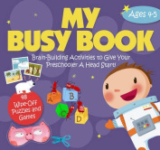 My Busy Book: Ages 4-5