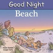 Good Night Beach [Board book]