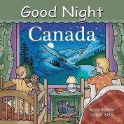 Good Night Canada [Board book]
