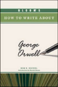 Bloom's How to Write about George Orwell