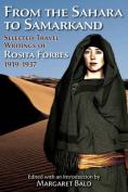 From the Sahara to Samarkand