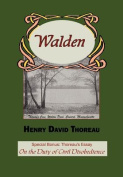 """Walden with Thoreau's Essay """"On the Duty of Civil Disobedience"""""""