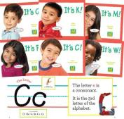 It's the Alphabet!