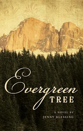 Evergreen Tree by Jenny Blessing.