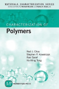Characterization of Polymers