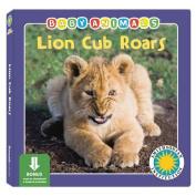 Lion Cub Roars [Board Book]