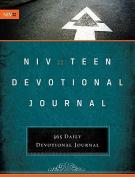 NIV Teen Devotional Journal