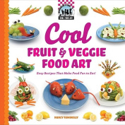 Cool Fruit & Veggie Food Art