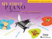 My First Piano Adventure, Writing Book C, Skips on the Staff