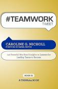 #TEAMWORK Tweet Book01