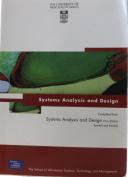 Systems Analysis & Design (Cus