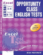Excel Opportunity Class English Tests