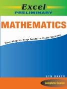 Excel Preliminary Mathematics