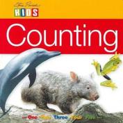 Counting (Steve Parish Kids S.) [Board book]