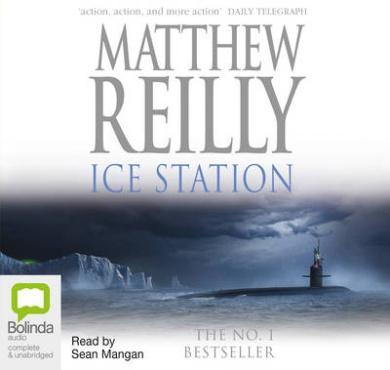 Ebooks Ice Station: Unabridged Download EPUB