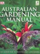Australian Gardening Manual