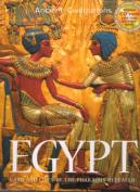 Egypt Land and Lives Pharoahs and CD Cased