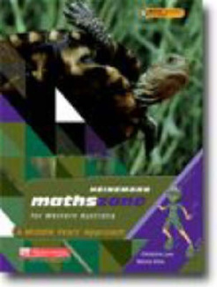 Heinemann Maths Zone for Western Australia: A Middle Years' Approach (Heinemann Maths Zone S.)