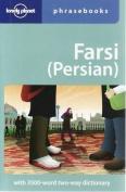 Lonely Planet Farsi (Persian) Phrasebook