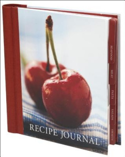 Recipe Journal: Cherry