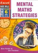 Excel Mental Maths Strategies