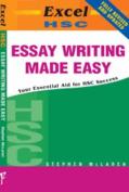 Essay Writing Made Easy